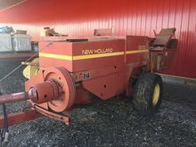 Used Holland 570 in