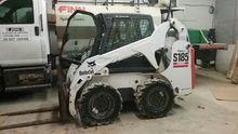Used BOBCAT S185 in