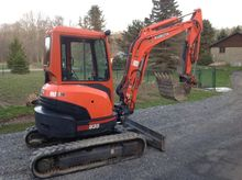 Used Kubota U35 in E