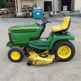 Used John Deere 345