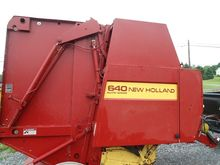 HOLLAND 640  AUTO  WRAP