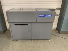 Used Business Card Cutter For Sale Duplo Equipment More Machinio