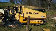 Used 2001 BLAW-KNOX