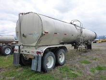 1984 BEALL Tank Trailers - Asph