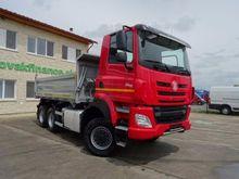 Used 2016 Tatra T158