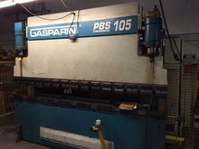 1997 110 TON GASPARINI CNC HYDR