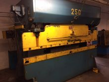 Chicago D & K 810L Press Brakes