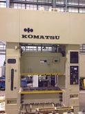 1986 Komatsu E2T-200N Presses -