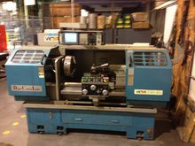 2006 Victor 2140DCL Lathes-Mill