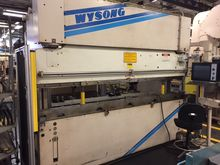 1998 Wysong FAB100-120 Press Br