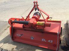 Kuhn EL43-130 Cultirotor Power