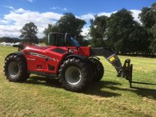 2017 Massey Ferguson MF TH.7038