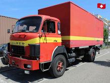 1979 SAURER D230
