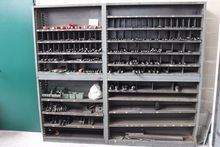 Shelving with Drill Points