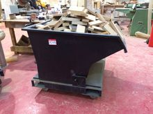Mobile Tipping Skip 100cm x 120