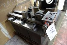 "7"" Machine Vice 2538 86"