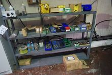 Cupboard with Qty Electrical Sp