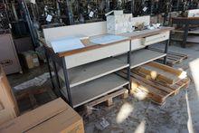 x Steel Frame Workbenches 2570