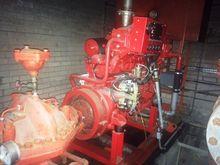 Diesel Powered Water Pump 2568