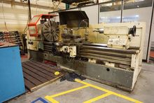 Boehringer Due 800 Lathe with H