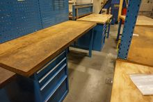 Benches with 4-Draw Cabinets 25