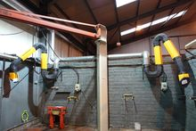 Pymovent Welding Extraction Sys