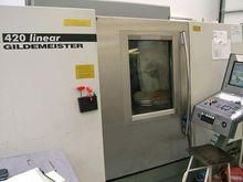 DMG Gildemeister CTX420 Linear