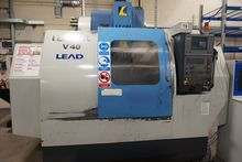 Used Leadwell V40 Ve