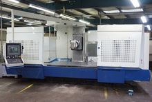 Huron TXD633L Bed Mill with Hei