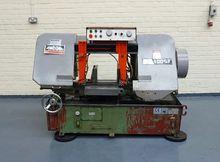 Mega BS400SA Semi Automatic Hor