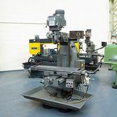 Semco LC-20VS Turret Milling Ma