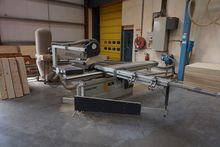Robland Table Saw and Extractio