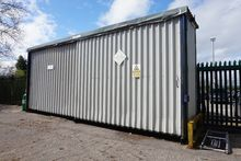 Oil Storage Shed 2584 270
