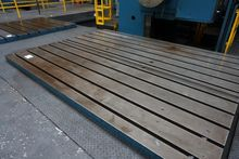 Machine Ground Slotted Tables 2