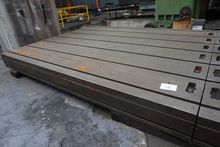 Machine Ground Slotted Table 25