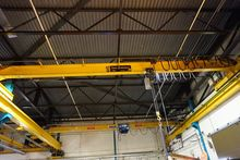 Crane SWL 3 Ton with Stahl ST 3