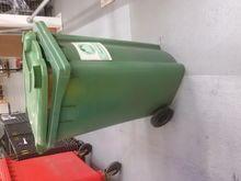(5) Wheelie Bin - Green