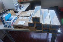 Quantity Epson and HP Printer C