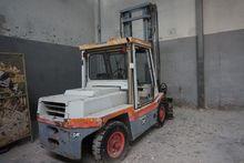 Fiat OM Carrelli Model DI 70C D
