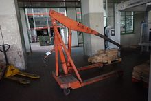Labar Mobile Crane Hoist 2561D