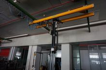 100 kg Overhead Crane with Log