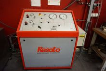 Resato High Pressure Test Unit