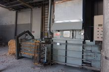 HF 90/22kw Horizontal Baler to