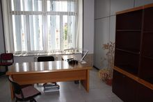 Office Contents Including Oak W