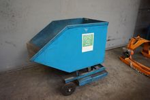 Mobile Tipping Skip 800mm x 1.2
