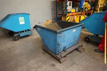 Mobile Tipping Skip 1.1m x 1.3m