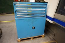 Preci Tool Cabinet with 4 Drawe