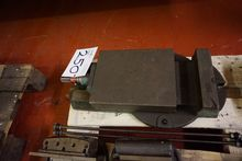 8'' Machine Vice 2598 250