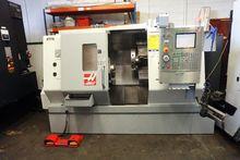 Haas SL-20TBCE CNC Lathe with H