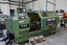 Colchester CNC 2000 Lathe 2599